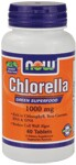 Chlorella is a green single-celled micro algae that contains the highest concentrations of chlorophyll known to man (60 mg/serving).  Chlorella supplies high levels of Beta-Carotene, Vitamin B-12, Iron, RNA and DNA, and protein.  The cell wall in this high quality Chlorella has been broken down mechanically to aid digestibility. Read FAQ's.