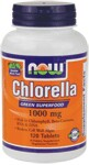 Chlorella supplies high levels of Beta-Carotene, Vitamin B12, Iron, RNA and DNA, and protein.