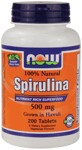 Spirulina is a single-celled fresh water algae and an incredible source of nutrients. It provides generous amounts of Beta-Carotene, Vitamin B-12, Iron and Chlorophyll. Spirulina also provides RNA, DNA and important GLA fatty acids..