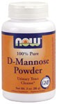 Healthy Urinary Tract  Washes Away Undesirable Particles*  100% Pure  Vegetarian Product D-Mannose is a simple sugar that occurs naturally in some plants, including cranberries.  Although small amounts of D-Mannose are metabolized by the human body, much of it is rapidly excreted in the urine.  In the bladder, D-Mannose can adhere to undesirable foreign substances, preventing them from sticking to the lining of the bladder. Because insubstantial amounts of D-Mannose are used by the body, it does not interfere with blood sugar regulation.*   Mannose: A Spoonful of Sugar   Product FAQ's    Online Seminar - Women's Health Issues: Listen to a seminar on women's health issues and the supplements that address some of the most common concerns for women today.  Presented by Dr. Hyla Cass..