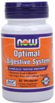 NOW Optimal Digestive System contains a blend of non-GMO fungal-derived enzymes that will aid in the digestion of most foods, including beans and cruciferous vegetables..