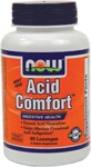 Acid Comfort is a unique proprietary formulation of acid buffering agents that can be helpful in the alleviation of occasional acid indigestion..