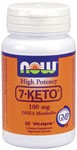 Supplementation with NOW 7-Keto can safely promote thermogenesis, thereby supporting the maintenance of healthy body weight.*.