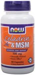 New Celadrin & MSM from NOW is scientifically formulated to provide superior joint support by combining two effective and clinically tested compounds..