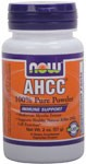 AHCC has also been shown to possess antioxidant properties, and supports healthy liver function..