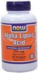 Alpha Lipoic Acid is a versatile water and fat soluble metabolic antioxidant. It is a potent free radical quencher and aids Vitamins C and E in their antioxidant activities..