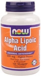 Alpha Lioic Acid is a potent free radical quencher and aids other vitamins in their antioxidant activities..