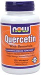Quercetin is a naturally occurring bioflavonoid that supports healthy histamine levels, thereby helping to sustain a balanced immune response..