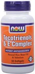 Tocotrienols and Tocopherols are potent antioxidants that are 100% natural. We have combined these nutrients with Rice Bran Oil, d-alpha Vitamin E and yeast-free Selenium. The result is a synergistic combination of nutritional antioxidants that can form the basis for a healthy nutritional program.*.