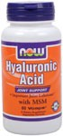 Hyaluronic Acid is a compound present in every tissue of the body, with the highest concentrations occurring in connective tissues such as skin and cartilage.  Hyaluronic Acid is an important constituent of joint fluid where it serves as a lubricant and plays a role in resisting compressive forces.* Product FAQ's    Related Products    Online Seminar - Women's Health Issues: Listen to a seminar on women's health issues and the supplements that address some of the most common concerns for women today.  Presented by Dr. Hyla Cass.     .