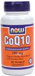 Coenzyme Q10 is a vitamin-like compound also called ubiquinone.  It is an essential component of cells and is necessary for mitochondrial energy production.  Years of research has shown that CoQ10 supports healthy cardiovascular and immune system functions in addition to its vital role in energy production.*    Read more about Coenzyme Q-10   Related Products   Product FAQ's   Read more about Cardiovascular Health from Your Health Professor    .