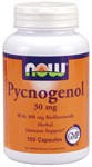 Pycnogenol  is a concentrated natural extract from the bark of  pine trees that grows in this 4,000 square mile forest.