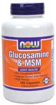 Glucosamine & MSM combines the nutritive benefits of two potent dietary supplements..