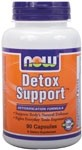 NOW Detox Support is a cutting-edge nutritional supplement formulated to support your body's natural defenses against toxic substances that we are exposed to in everyday life, such as pollution or heavy metals..