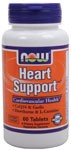 NOW Heart Support contains energy releasing L-Carnitine and B-vitamins along with CoQ10 and Alpha Lipoic Acid - two powerful antioxidants, vital to the cellular protection and free radical destruction of hard-working heart muscles. .