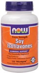 NOW Extra Strength Soy Isoflavones Vcaps have been extracted through a proprietary process that results in the highest natural levels of Genistein - a quantum leap over most soy isoflavone products..