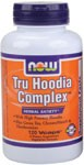 NOW Tru Hoodia Complex is a potent dietary supplement combination of herbs and nutrients. In addition to Hoodia gordonii, Tru Hoodia Complex includes Green Tea Extract, Chromium bonded to niacin. NOW has designed Tru Hoodia Complex as a dietary supplement formula to assist you in achieving your health goals.*.