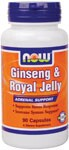 Chinese Panax Ginseng has a 2,000 year history of use. This combination is the perfect supplement to a health diet. Royal Jelly is the sole food of the Queen Bee, and enables her to outlive worker bees thirty-fold, while laying up to 2,000 eggs daily.     Ginseng and Ginsenosides  Related Products .