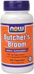 Butcher's Broom is a member of the lily family that grows in the Mediterranean..