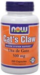 Cat's Claw is an exciting discovery from the Peruvian rainforest. Also called Una de Gato, Cat's Claw has been used for hundreds of years by the native Ashanica Indians..