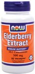 Elderberry provides both Vitamins A and C, as well as anthocyanins, which are potent free radical scavengers..