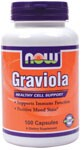 Graviola tree (Annona muricata), also known as soursop, is found in the Amazon jungle and some of the Caribbean islands. Graviola tree leaves have been used traditionally for their various therapeutic properties.In addition, Graviola has been used for its whole body calming effects and as a supplement to help maintain a positive mood..