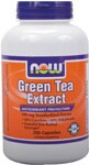 Antioxidant Protection  400 mg Standardized Extract  40% Catechins / 60% Polyphenols  Powerful Free Radical Scavenger* NOW Green Tea Extract offers a convenient way to obtain the active constituents of Green Tea in a concentrated form. Green Tea Extract contains numerous compounds, including Polyphenols and Catechins, that provide potent antioxidant benefits. The free radical scavenging properties of Green Tea Extract act through multiple mechanisms to support overall health and well-being..