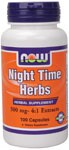 Each serving of Nighttime Herbs is equivalent to 4000 mg of this select blend of herbs..