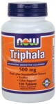 Triphala is a combination of three fruits (Harada, Amla and Behada) that has been used in Ayurvedic herbalism for thousands of years. Triphala's historical use as a digestive cleanser and tonifier has been backed up with numerous modern scientific studies demonstrating the positive effects of its component herbs on the gastrointestinal tract..