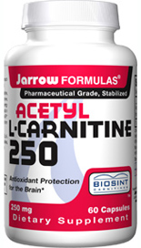 Acetyl L-Carnitine supports energy production by participating in the metabolism of fatty acids in the mitochondria to yield the universal energy molecule ATP..