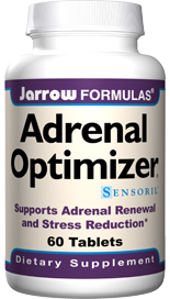 Chronic anxiety, nervous tension and other factors associated with excessive cortisol release are linked to adrenal exhaustion and fatigue. Overtraining in athletics, reliance on caffeine and other stimulants will also tax the adrenal glands..