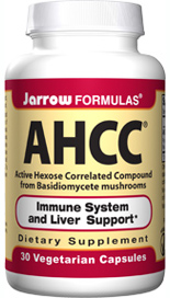 Clinical studies indicate AHCC has a positive effect on the immune system, including an increase of natural killer cell activity, IL-12, and nitric oxide production..