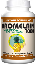 Bromelain is classified as a proteolytic enzyme because of its ability to digest proteins.