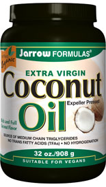Coconut oil is a source of medium chain triglycerides (MCTs).
