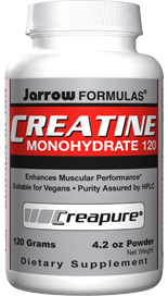 Creatine Phosphate is utilized to maintain higher levels of ATP (energy molecules) during exercise..