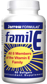 familE contains all 8 members of the vitamin E family, known as tocopherols and tocotrienols. .