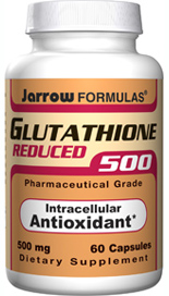 Glutathione Reduced is an ubiquitous antioxidant involved in many cellular functions such as detoxification, amino acid transport, production of coenzymes and recycling of vitamins E and C..
