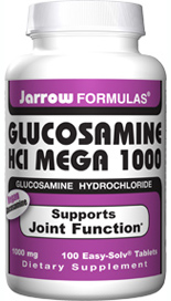 Glucosamine is a component of joint and intestinal tissue and is involved in the production of synovial fluid, which lubricates the joints. .