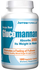 Glucomannan is a highly soluble dietary fiber with substantial swelling capacity, absorbing up to 200 times its weight in water. Glucomannan has also been shown to assist in slowing the after-meal rise in blood sugar, in supporting healthy cholesterol & lipid metabolism, and in regulating bowel function..