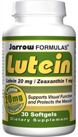 Lutein and Zeaxanthin may help to protect the macula and preserve vision from degradation normally associated with aging and oxidative stress..