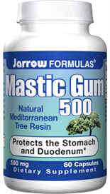 Mastic gum provides a safe and effective alternative for people looking to optimize the health of their stomach.Mastic gum is a natural product that has been used for over 2,500 years 