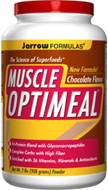 Each serving of Muscle Optimeal contains 22 grams of high biological value protein from whey, milk and rice, providing about 5 grams of Branched Chain Amino Acids (Leucine, Isoleucine and Valine)..
