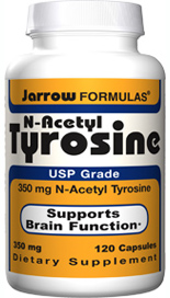 N-Acetyl Tyrosine is an acetylated derivative of the amino acid L-tyrosine and supports healthy brain function..