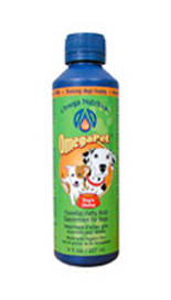Make your dogs happy with the superior nutrition and convenience of Omega Nutritions new EFA Oil Supplement for Dogs. If your dog has a dull coat, dry skin or skin conditions, allergic reactions, inflammatory conditions or gastrointestinal disorders, they may benefit from essential fatty acid supplementation..
