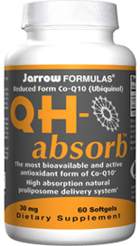 Ubiquinol High Absorption Softgel - 