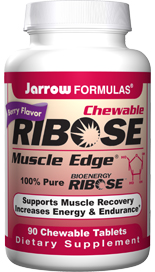 Ribose plays a vital role in replenishing ATP, thus, enhancing energy production and improving workout recovery..