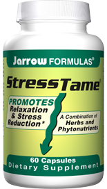 StressTame promotes relaxation, tranquility and restful sleep..
