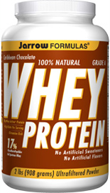 WHEY PROTEIN is a rich source of glutamine-rich proteins..