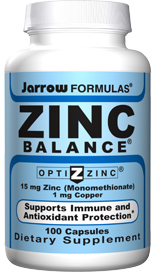 The mineral zinc promotes skeletal, skin, and immune health..