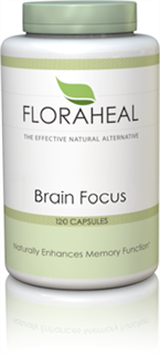 Brain Focus-Nature's Memory is an all-natural mix of highly efficient herbs that improve both memory and 